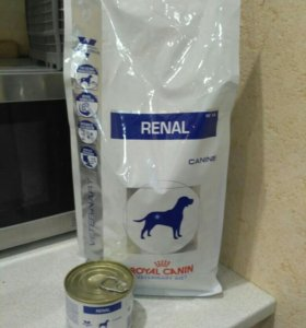 Продам корм для собак с почечной недостаточностью