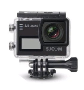Action Camera SJ6 Legend и SJ7 Star