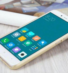 Xiaomi Redmi 4X 3/32 новый + чехол + пленки