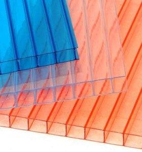 поликарбонат Sotalight 10х12000х2100 синий
