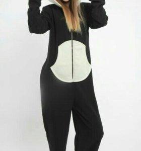 Пижама -панда