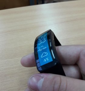 Samsung Gear Fit1