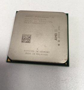 Процессор 2х ядерный Ам 3