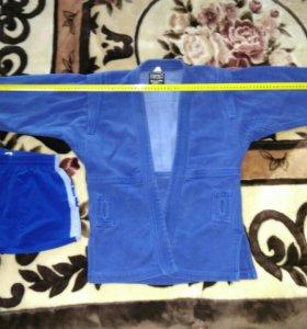 Самбовка с шортами DAN sport Sambo pro