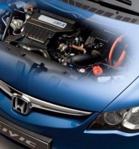 Разбор Honda Civic 4d