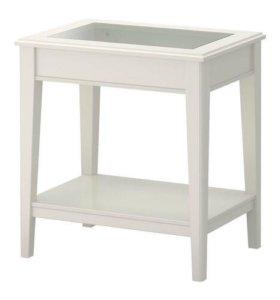 Придиванный стол икеа лиаторп