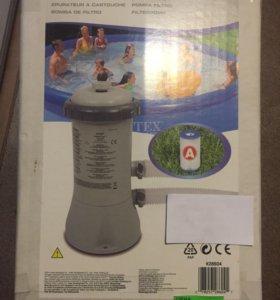 Фильтр насос в бассейн