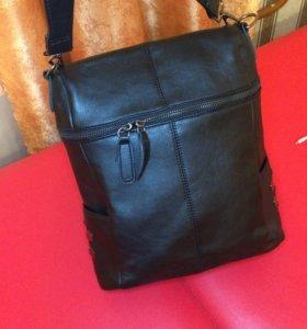 Сумка-рюкзак, новый
