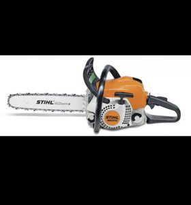 "Бензопила Stihl ms-211c-be 14"" 3/8"
