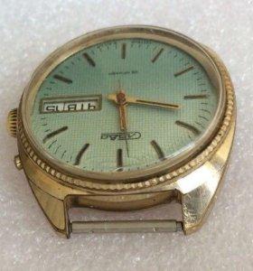Часы Позолоченные СЛАВА
