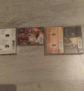 System of a down аудиокассеты