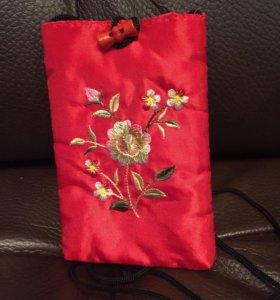 Новая сумочка, чехол для телефона