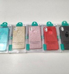 Чехол для Iphone X ( айфон 10)