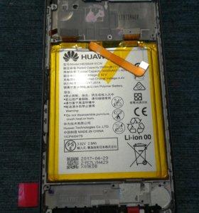 Передняя панель Huawei p10 lite