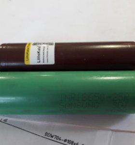 Батарейки-аккумуляторы(18650)