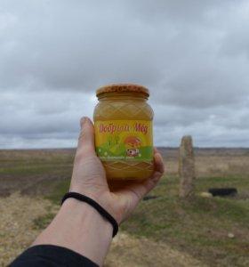 Мёд оптом и в розницу 40 тонн от производителя