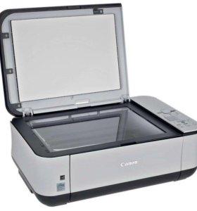 Принтер-сканер canon mp 250