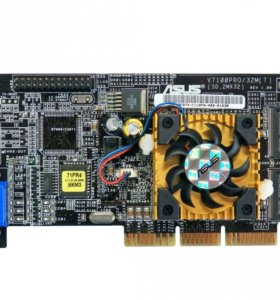 32 Mb Asus GeForce 2 MX 400 (V7100)