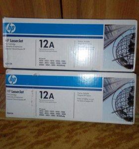 Картридж HP 12A Q2612A