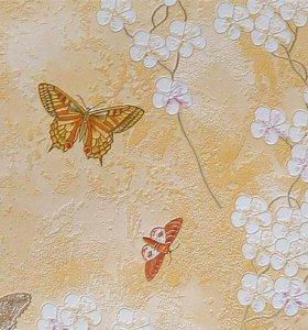 """Обои виниловые 91503 Elysium """"Бабочки"""""""