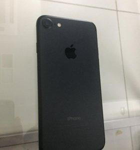 iPhone 7 128gb black matt