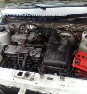 Двигатель 2114.