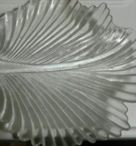 Посуда стекло