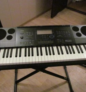 Синтезатор Casio-CTK 6200