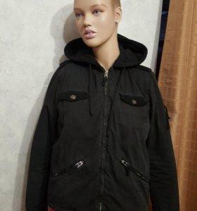 Куртка теплая стеганая