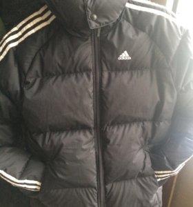 Пуховик Adidas original
