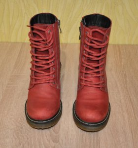 Ботинки натуральный нубук tamapis 36 размер