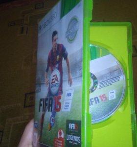 FIFA15 на XBOX360
