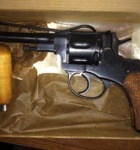 макет (ммг) револьвера Наган 1929г