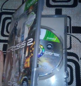 Crysis2 на XBOX360