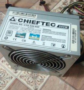 CHIEFTEC 550W