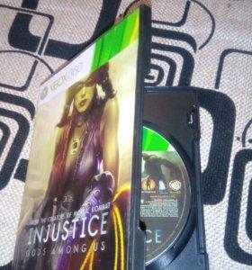 Injustice gods among на XBOX360