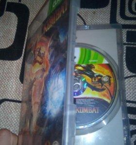 Mortal combat 9 на XBOX360