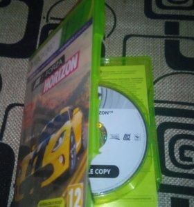 Forza horizon на XBOX360