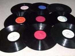 Диски, кассеты, пластинки