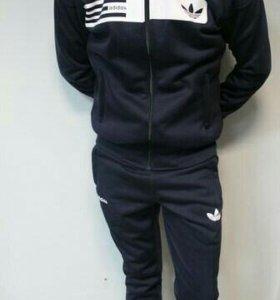 Новый утепленный костюм Adidas