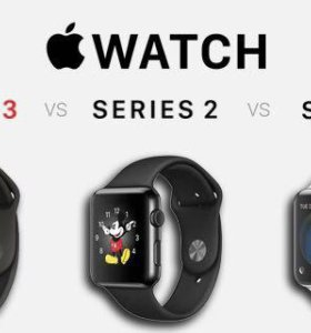 Apple Watch S1/S2/S3