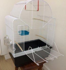 Клетка для птиц 48*29*69см