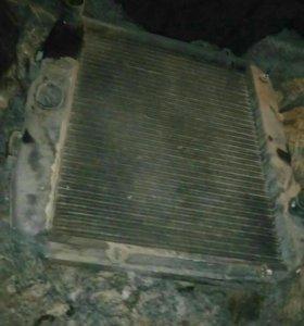 Радиатор уаз 2206