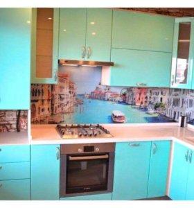Кухни люкс МДФ краска