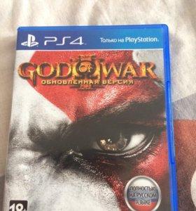 GOD OF WAR(обновленная версия