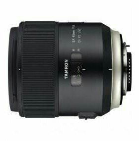 Объектив Tamron SP AF 45mm f/1.8 Di VC USD Nikon F