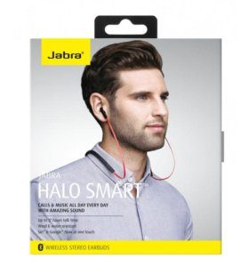 Наушники Jabra halo smart