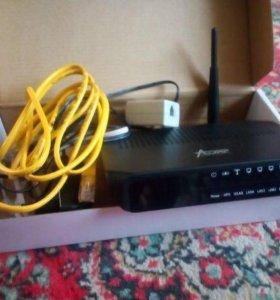 Роутер Wi-Fi ADSL