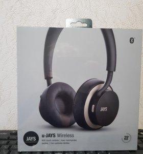 Наушники Bluetooth Jays U-Jays Wireless