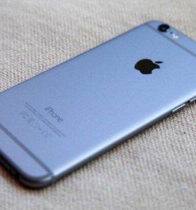 Продам apple iPhone 6 16gb space grey
